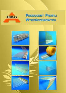 ANMAX PROFILE-katalog-profile PCV