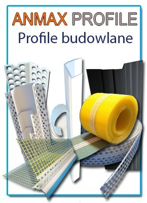 ANMAX PROFILE Profile budowlane OKIENKO