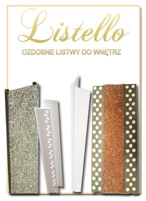 Listello OKIENKO